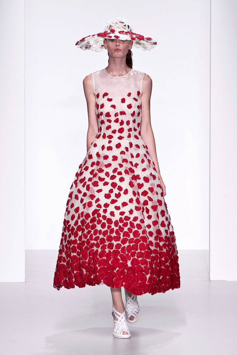john rocha spring 2014 ready-to-wear photos