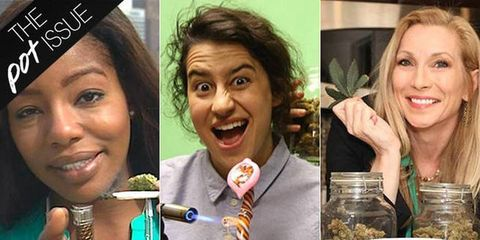 The 13 Most Potent Women in the Pot Industry