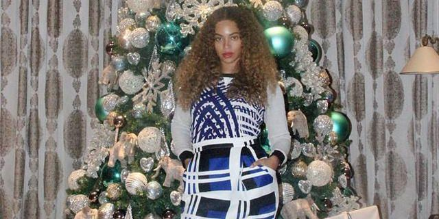 Obviously Beyonce Sent Out The Best Holiday Cards