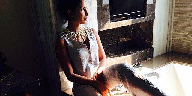 Overwhelmed and Overworked: Priyanka Chopra Struggles to Find Herself