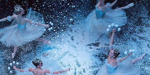 200002cc8 Behind the Scenes of 'The Nutcracker' Ballet - New York City ...