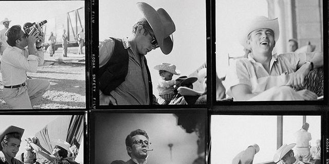 Rare Behind-the-Scenes Photos of Hollywood's Biggest Movies and Stars