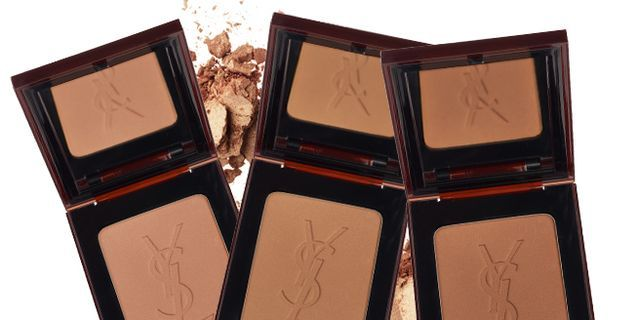YSL Introduces Radiant Matte Bronzers for a Shine-Free Finish