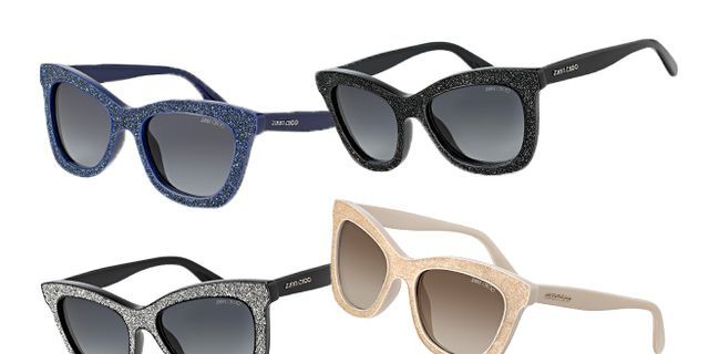 Jimmy Choo Introduces Glittery Sunglasses for Fall