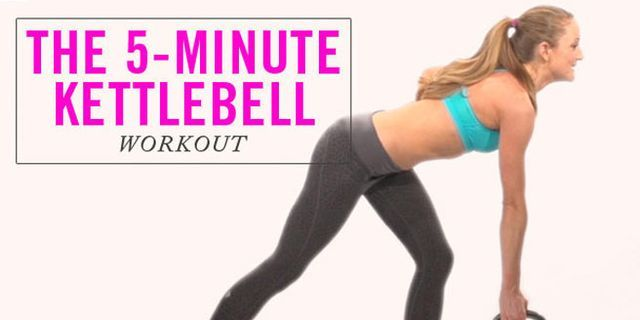 4 Kettlebell Exercises That Burn Major Calories