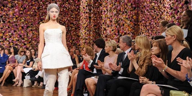 Dior Couture By the Numbers