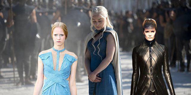 Game of Thrones vs. the Runway: Episode 4