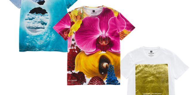 Gap and Taps Yoko Ono, Alex Katz, and Peter Lindbergh to Design Tees That Change Color in the Sun