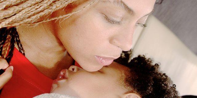 Beyoncé Shares Heart-Melting Photos of Blue Ivy