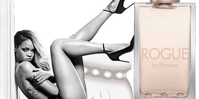 Rihanna's Perfume Ad Banned for Being Too Sexy