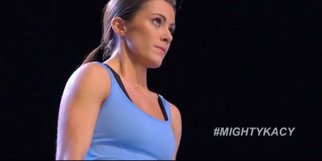 Watch: This Woman Just OWNED American Ninja Warrior
