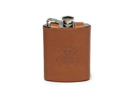 Brown, Product, Tan, Maroon, Beige, Metal, Leather, Lighter, Cylinder, Silver,