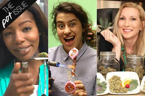 The 13 Most Potent Women in the Pot Industry Now