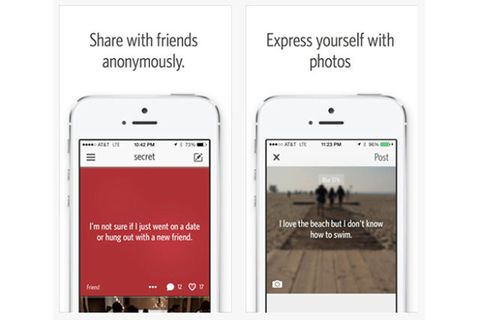 Secret Apps - Anonymous Texting Apps