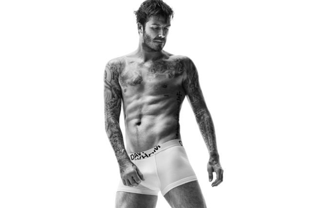 David Beckham Topless Pose Giant Poster A0 A1 A2 A3 A4 Sizes