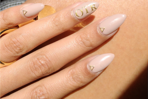 Beyonce Responds To Break Up Rumors With Nail Art Will Beyonce Jay Z