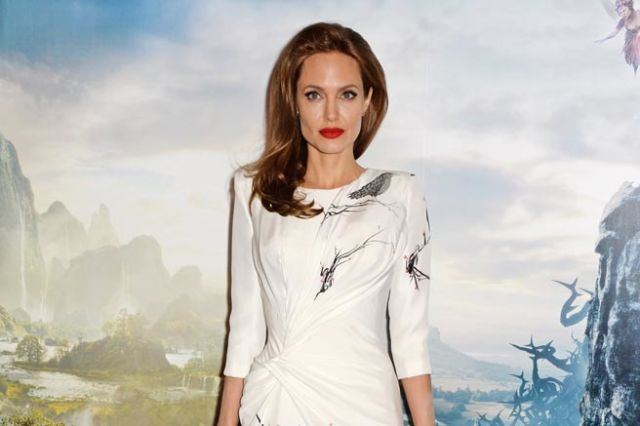 Angelina Jolie Is a Secret Shoe Designer
