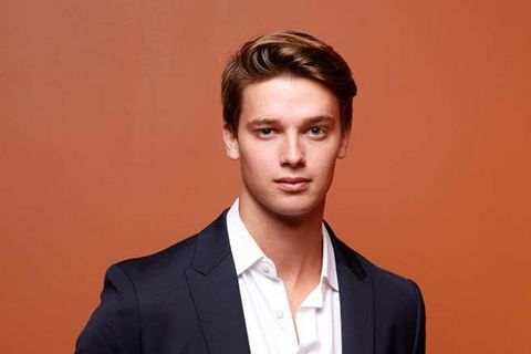 c4f69251f34 Arnold Schwarzenegger s Son Models for Tom Ford