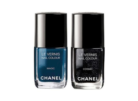 Chanel Nail Polishes Nuit Magique