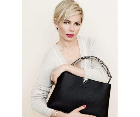 73990e5bb1 Michelle Williams Stars in New Louis Vuitton Campaign - Louis ...