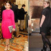 Footwear, Leg, Joint, Human leg, Outerwear, Style, Fashion, Street fashion, Picture frame, Black,