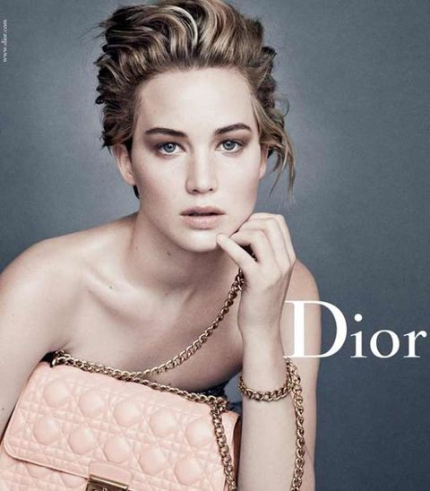 Courtesy of Dior. Dior s third campaign featuring Jennifer Lawrence ... 264c871a022e1