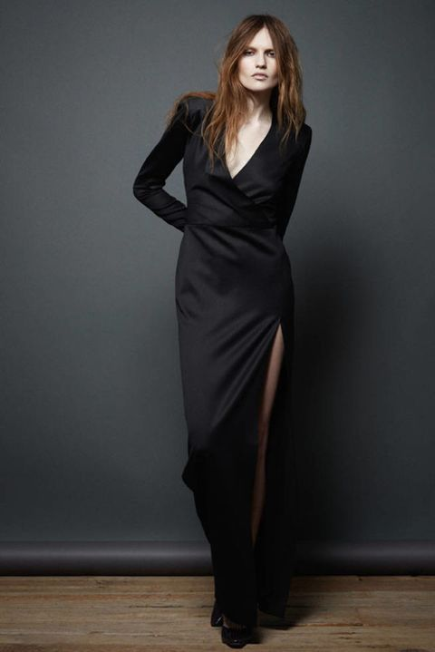 The row prefall 2011 Look 02