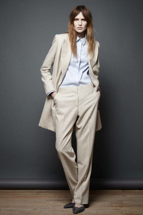 The row prefall 2011 Look 01