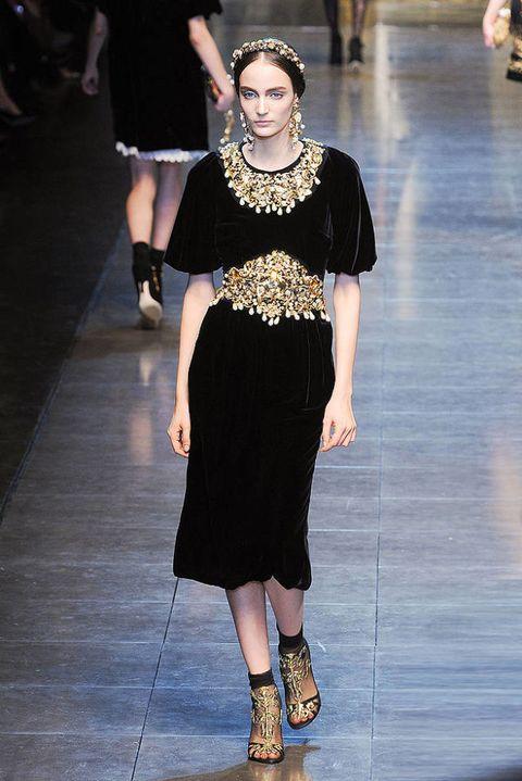 8c9bb2b8d325 Dolce & Gabbana Fall 2012 Runway - Dolce & Gabbana Ready-To-Wear ...