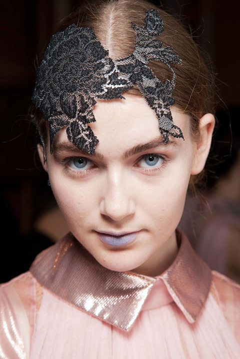 Bora aksu FALL 2012 RTW beauty 002