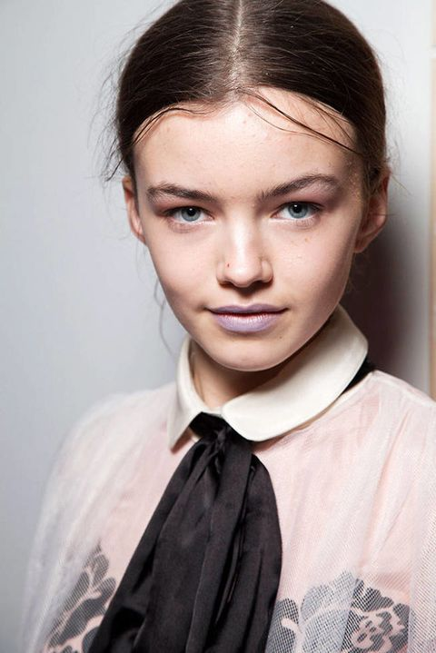 Bora aksu FALL 2012 RTW beauty 003