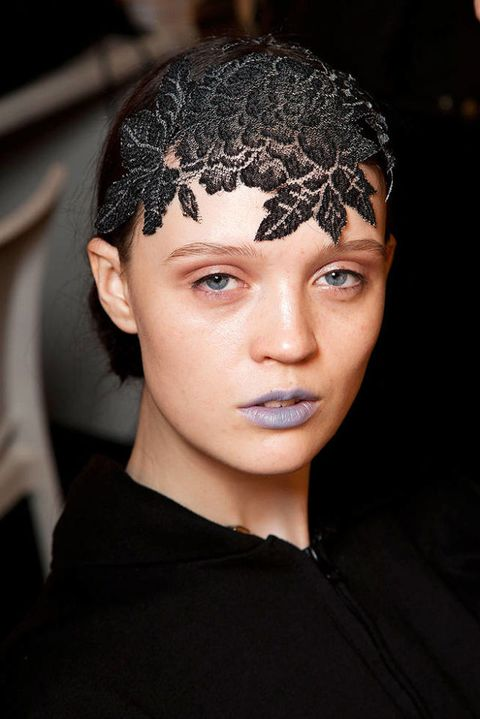 Bora aksu FALL 2012 RTW beauty 001