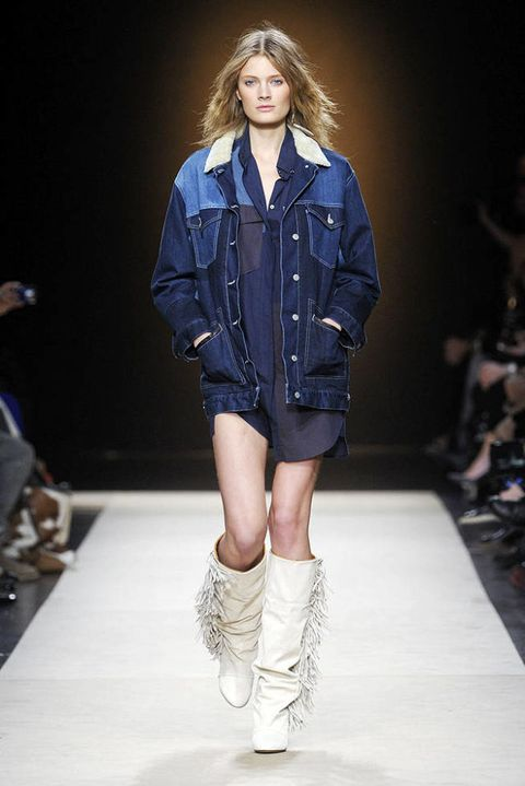 f55b41178e4 Isabel Marant Fall 2011 Runway - Isabel Marant Ready-To-Wear Collection