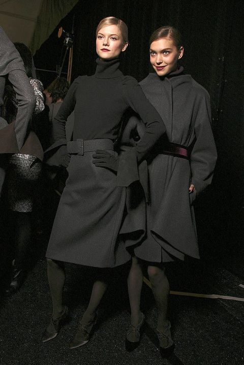 CAROLINA HERRERA FALL 2011 RTW BACKSTAGE 002