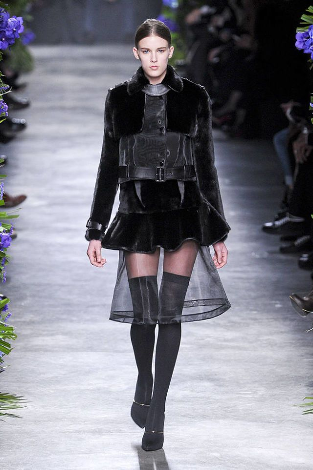 6091ac3cb193 Givenchy Fall 2011 Runway - Givenchy Ready-To-Wear Collection