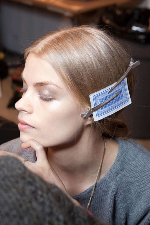 TESS GIBERSON FALL 2012 RTW BACKSTAGE 002