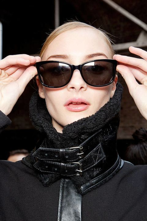 DKNY FALL 2012 RTW beauty 002