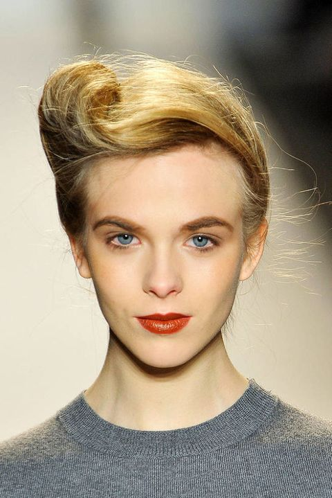 LELA ROSE FALL 2012 RTW BEAUTY 002