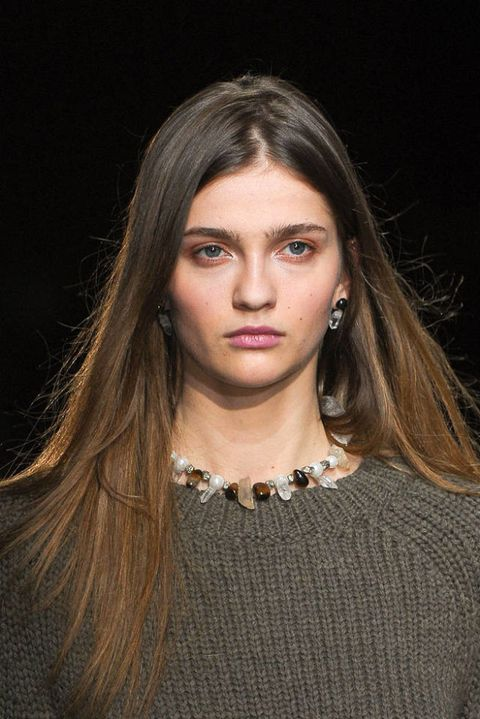 THEYSKENS THEORY FALL 2012 RTW BEAUTY 002