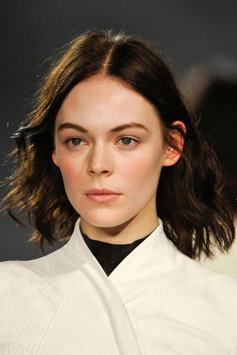 HELMUT LANG FALL 2012 RTW BEAUTY 001