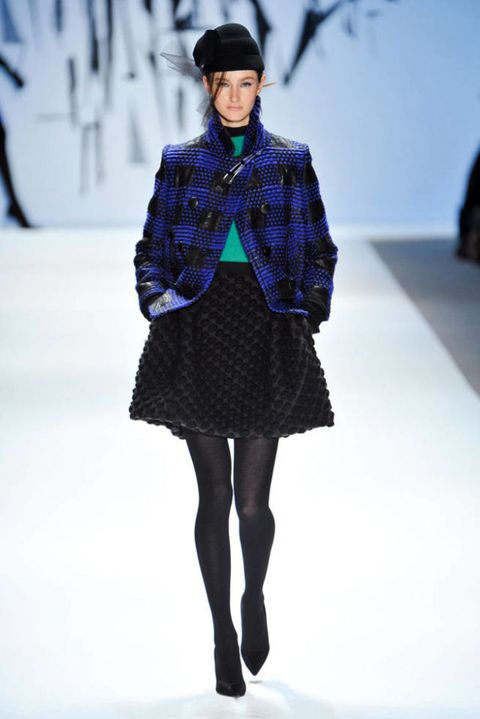 MILLY BY MICHELLE SMITH FALL 2012 RTW PODIUM 001