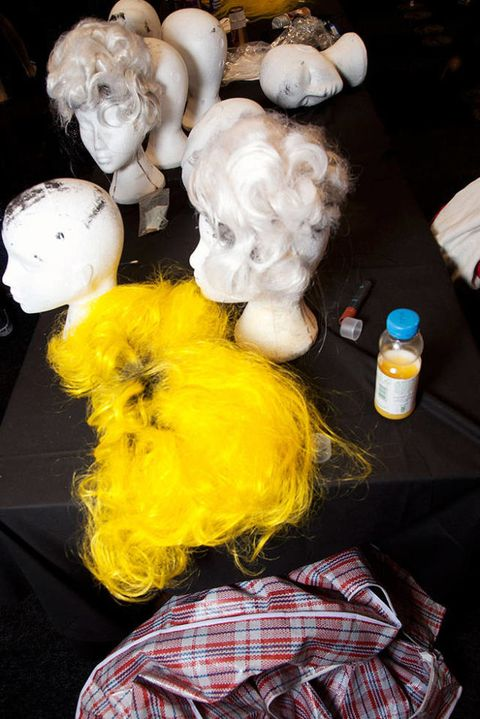 MEADHAM KIRCHHOFF FALL 2012 RTW BACKSTAGE 002