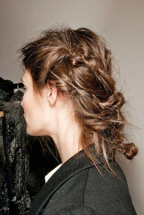 Kristina ti FALL 2012 RTW BACKSTAGE 003