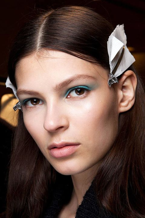 AKRIS FALL 2012 RTW BEAUTY 003