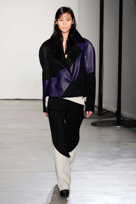 PEDRO LOURENCO FALL 2012 RTW PODIUM 003