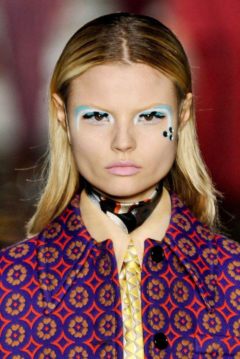 Miu FALL 2012 RTW beauty 002