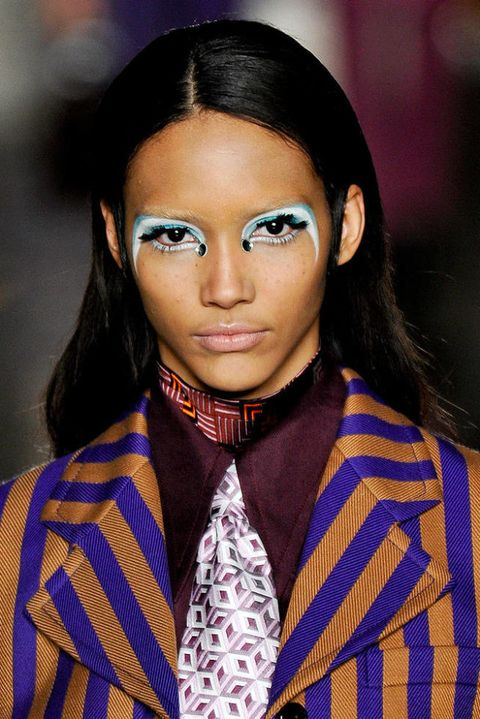 Miu FALL 2012 RTW beauty 003