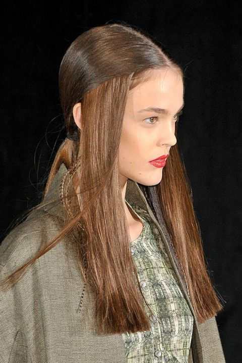 THEYSKENS THEORY FALL 2011 RTW BEAUTY 003