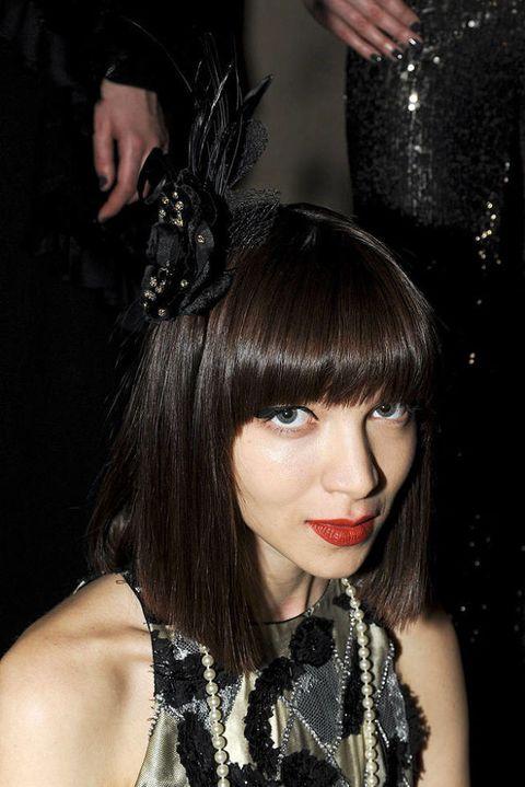 ALICE OLIVIA FALL 2011 RTW BEAUTY 002
