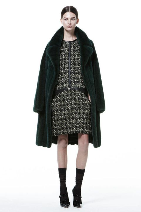 j. mendel pre-fall 2013 photos